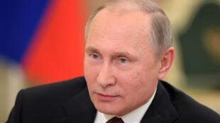 """O presidente russo, Vladimir Putin, foi eleito pelo quarto ano consecutivo como """"a personalidade mais poderosa do mundo""""."""