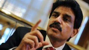 شهباز بهاتی، وزیراموراقلیت های دینی دولت پاکستان