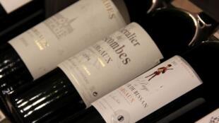 Ce vendredi 18/10/2019 entrée en vigueur aux Etats-Unis de droits de douane de 10% sur les avions et de 25% sur d'autres produits industriels et agricoles importés de l'Union européenne, dont le vin français.