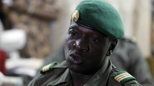 Aya Amadou Sanogo (photo), chef de l'ex-junte en détention, devait être jugé le 13 janvier avec d'autres militaires.