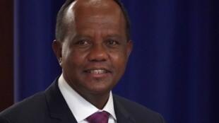 Le président malgache par intérim Rivo Rakotovao.