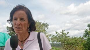 Salud Hernández,  periodista para El Tiempo y corresponsal para el español El Mundo, desapareció el pasado 21 de mayo de 2016.