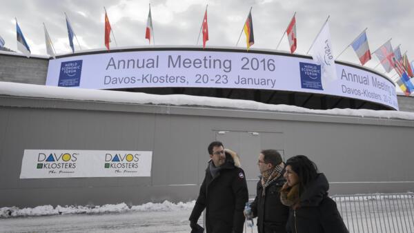 O Fórum Econômico Mundial de Davos, na Suíça, começa nesta quarta-feira, 20, e vai até dia 23 de janeiro.