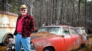 Old Car City's owner and founder, Dean Walter Lewis