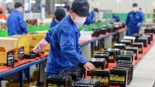 La croissance du PIB chinois pourrait descendre à 0,1 % en 2020, selon la Banque mondiale.