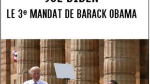 Le livre «Joe Biden: le troisième mandat de Barack Obama», de Jean-Éric Branaa, a été publié en octobre 2019 chez VA éditions. Capture d'écran.