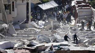 Explosão em maternidade no México deixa centenas de feridos