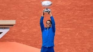 Rafael Nadal claimed his 11th French Open title during his last competitive visit to Paris.