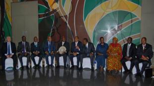 Les chefs d'Etat est-africains s'étaient réunis à Dar es Salaam, le 31 mai 2015, pour discuter de la crise burundaise.