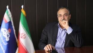 مهران امیرمعینی، مدیر شرکت ملی صادرات گاز ایران