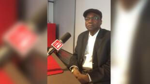 L'opposant tchadien Saleh Kebzabo.