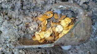 На севере Италии найден клад эпохи Позднего Рима