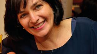 Katia Adler, diretor do Festival de Cinema Brasileiro de Paris
