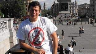 """Андрей Сидельников, активист движения """"Говорите громче"""""""