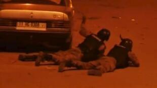 Mutane kimanin 20 aka kashe a harin da Al Qaeda ta kai a wata Otel da ke Ouagadougou