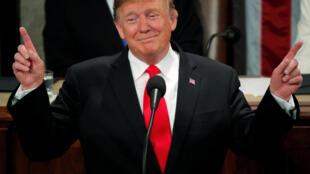 Le président des États-Unis, Donald Trump. (Photo d'illustration).