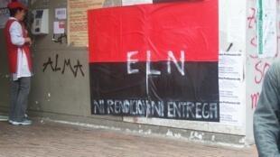 ELN_guerrilla_poster