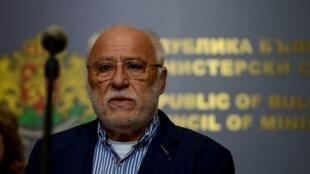 La Russie aurait tenté d'empoisonner Emilian Gebrev, un entrepreneur bulgare.