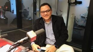 """O pesquisador Marcos Colón, diretor do documentário """"Beyond Fordlândia""""."""