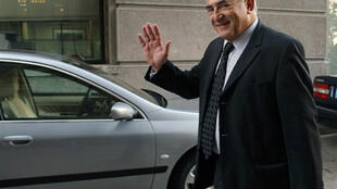 Dominique Strauss-Kahn becomes new managing director of International Monetary Fund, 28 septembre 2007.
