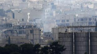 A morte de 50 jihadistas do EI, em Kobane, é um duro revés para o grupo terrorista na Síria.