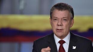 O presidente colombiano Juan Manuel Santos pede que as denúncias sejam investigadas rapidamente