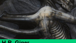 La page d'accueil du «Lieu unique» qui accueille les oeuvres de l'artiste H.R Giger,  «Seul dans la nuit» à voir jusqu'au 27 aoüt à Nantes.