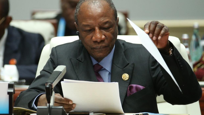 Guinée: couplage du référendum constitutionnel avec les législatives du 1er mars
