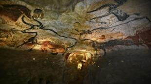 Пещера Ласко в Дордони.