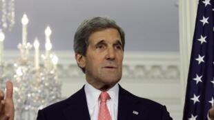 El Secretario de Estado norteamericano, Jhon Kerry, viaja por primera vez a América del Sur. Destino: Colombia y Brasil