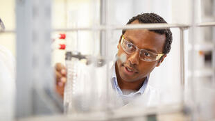 Nuno Maulide professor de síntese orgânica na Universidade de Viena, Áustria
