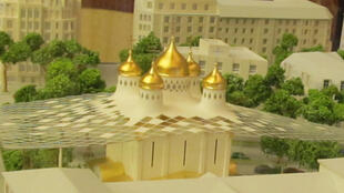 Проект-победитель Французского общества архитекторов и девелоперов Мануэля Яновского и московского архитектурного бюро «Арх групп»