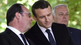 Ce dimanche 14 mai, le président sortant, François Hollande, va transmettre les codes nucléaires à son successeur, Emmanuel Macron.