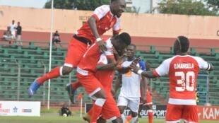 Les joueurs du Horoya de Conakry. (Photo d'illustration)