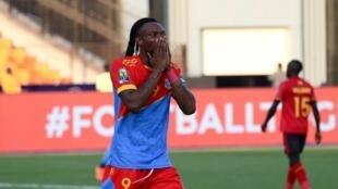 Le Congolais Jonathan Bolingi.