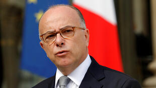 French interior minister Bernard Cazeneuve said three people were held in France in August for planning attacks.