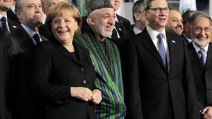 Bonn conference has pledged support for another decade and then...