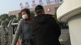 中國新型冠狀病毒肺炎疫情擴散