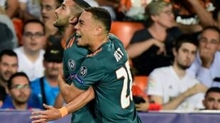 Hakim Ziyech has impressed his future manager Chelsea's Frank Lampard at how he has not allowed a tough upbringing affect his performances for Ajax