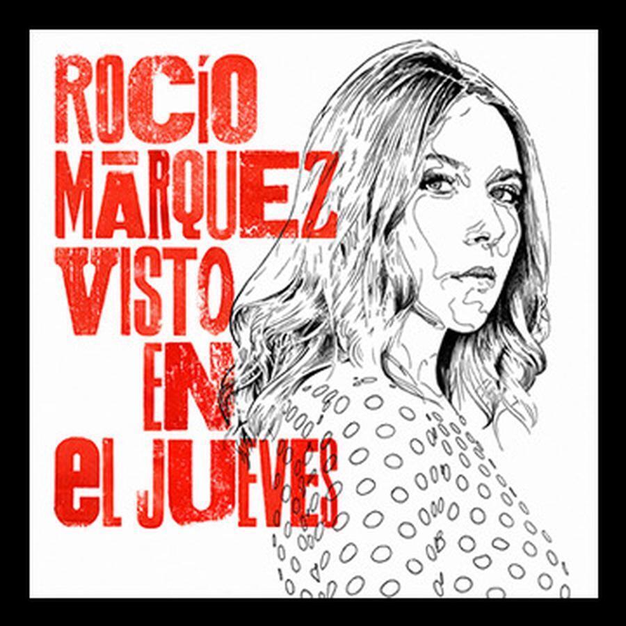 Portada del álbum de Rocío Márquez