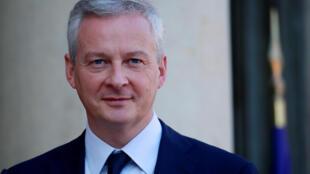 Le ministre français de l'Economie, Bruno Le Maire, défendra ce mardi le projet de taxation des GAFA devant le Parlement
