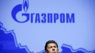 Глава «Газпромa» Алексей Миллер
