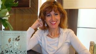 Sally Bennacer.