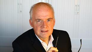 Pierre-Edouard Deldique, journaliste à RFI.