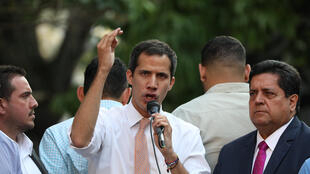 Juan Guadió Dan adawar kasar Venezuela