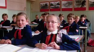 La lecture est incorporée de manière naturelle dans la vie scolaire des écoliers lettons.