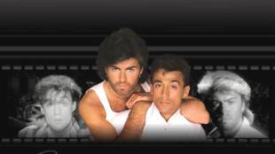 Wham : Andrew Ridgeley và George Michael (DR)