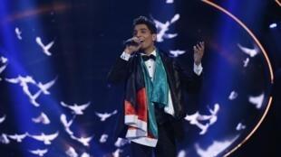Mohammed Assaf est déjà vu comme le futur représentant des réfugiés palestiniens à l'ONU.
