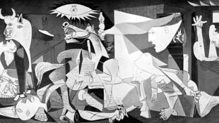 """""""Guernica"""", obra-prima de Picasso, completa 80 anos"""
