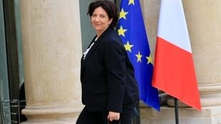 La ministre de l'Enseignement supérieur, de la Recherche et de l'Innovation, Frédérique Vidal.